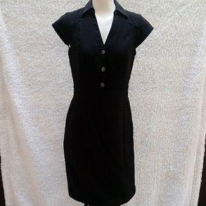 White House Black Markwt black dress